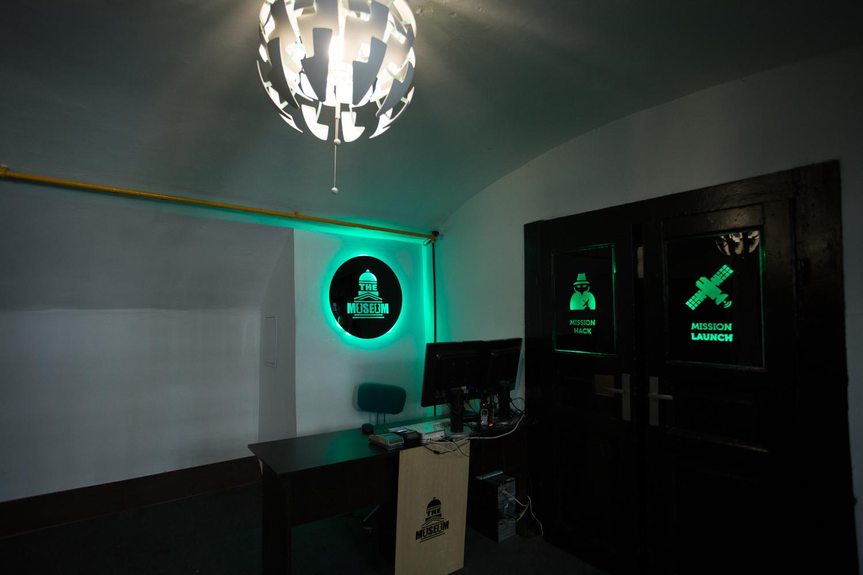 joc real de evadare,Mission Hack, Mission Launch, Receptie Avram Iancu, Numarul 2, Cluj Napoca